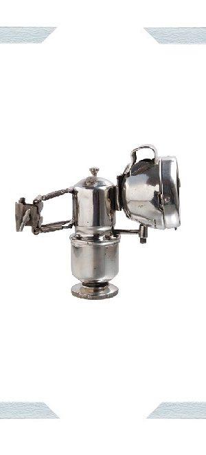 Carbide Cycle Lamp